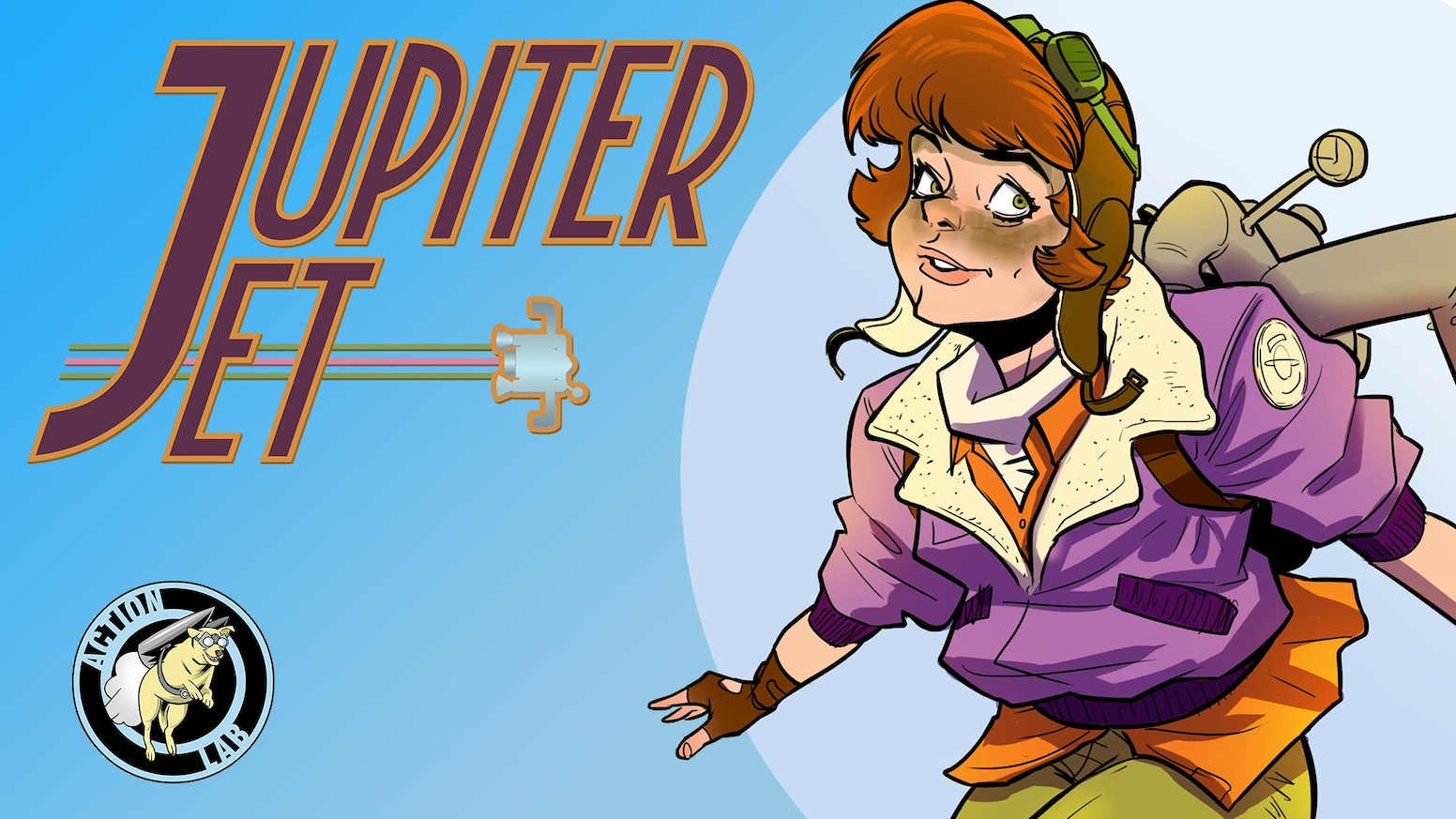 A high-flying all-ages adventure comic by Jason Inman, Ashley Victoria Robinson & Ben Matsuya.