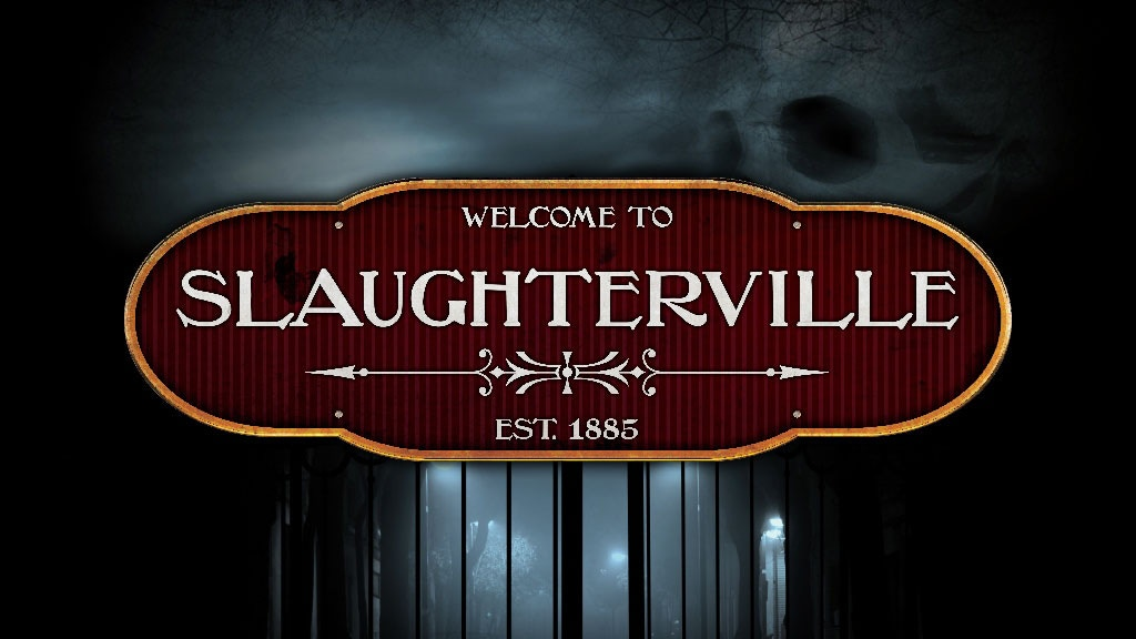 Slaughterville - A Reprint of a Game of Fun and Horror project video thumbnail