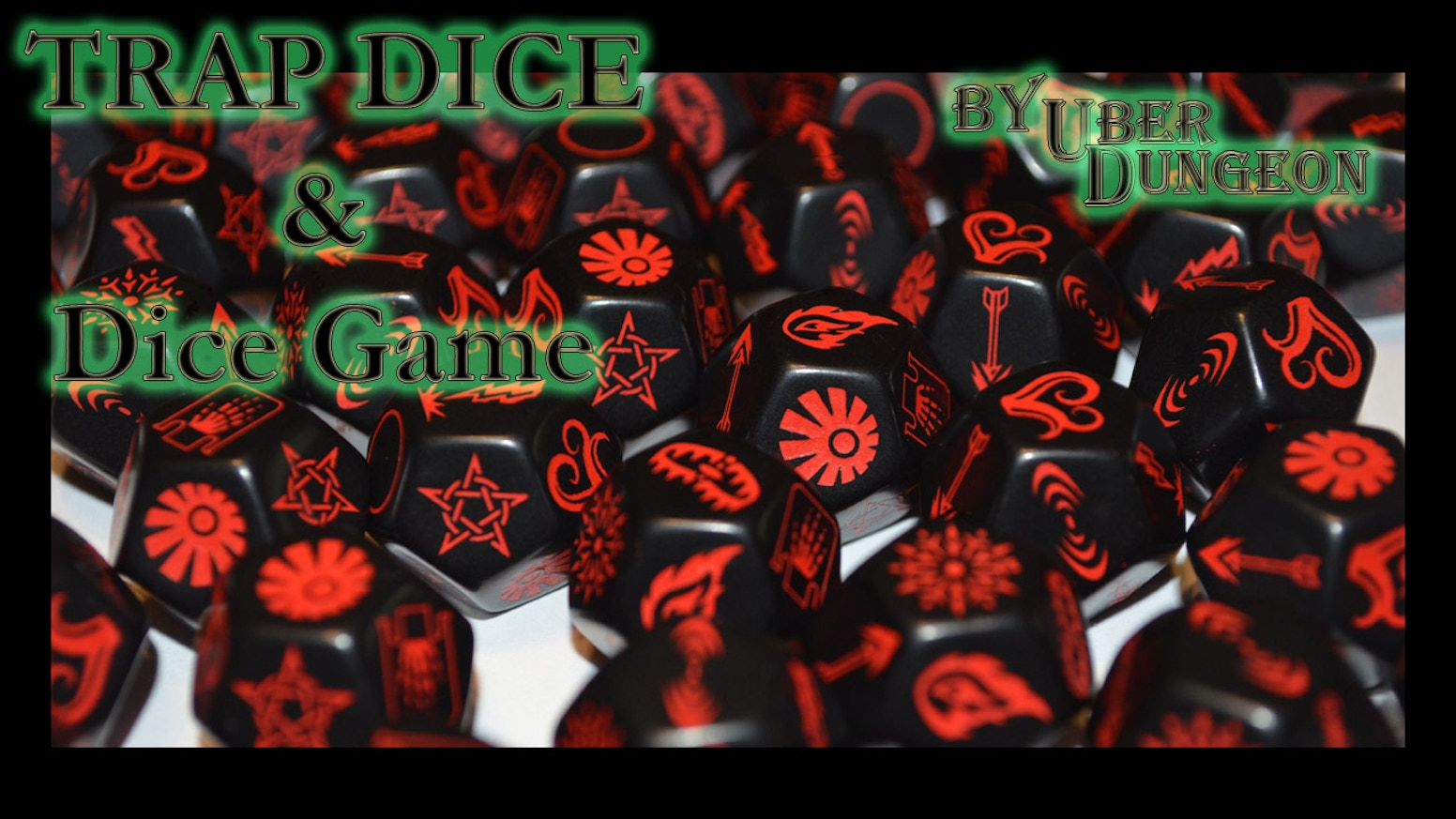 Don't just kill them, let the dice decide what kills'em. As a Bonus Get the game TRAPPED free, a Fast paced Dice game for 2-8 Players.