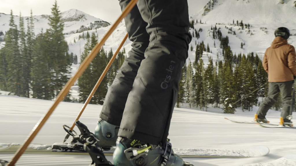 Orsden Slope Pants | Uncompromising Ski Gear project video thumbnail