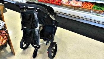 Little Helper | A Universal Stroller/Pram Attachment