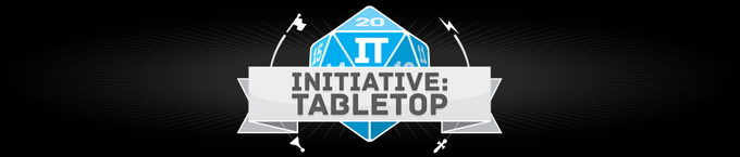 Click the above Banner for our Initiative Tabletop Review!