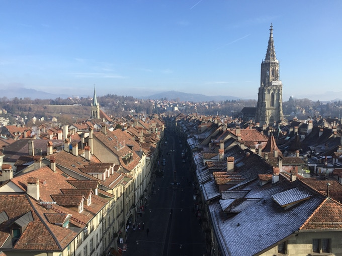 Home Sweet Home: Bern, Switzerland, Founded in the year 1191