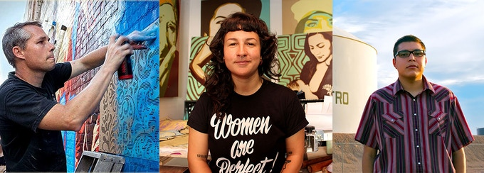 2e0b3074a37 SHEPARD FAIREY is one of the most accomplished street artists in the world