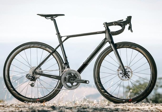 Speedx Unicorn Smart Road Bike With Built In Power Meter By