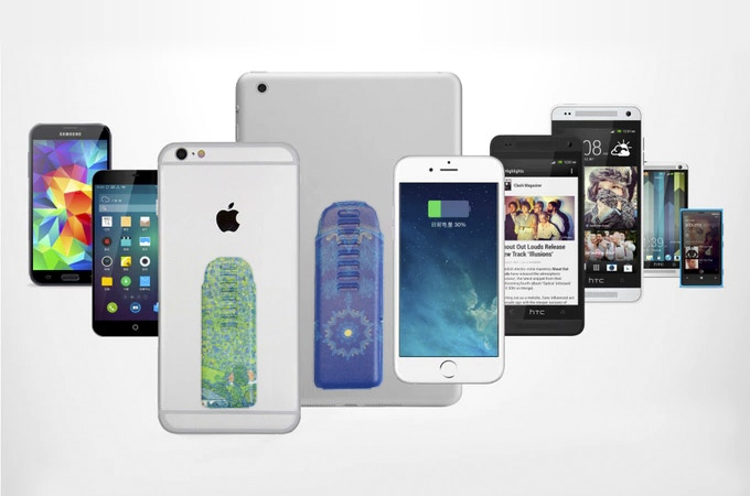 Universal A-iEasy™ to suit iPhone, Samsung, Sony...