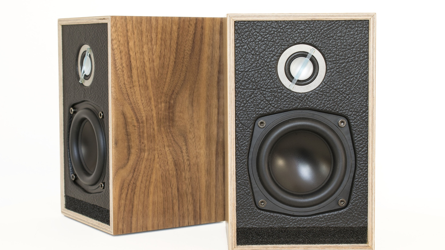 Little British Monitor MKII - Reference Micro Speaker System by