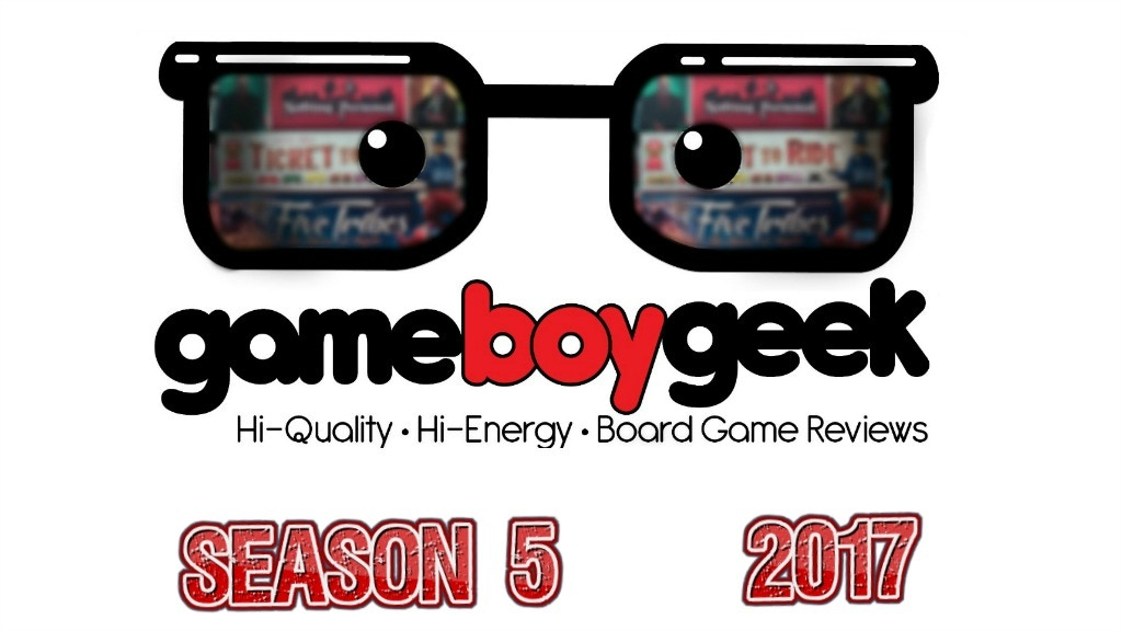 Game Boy Geek - Season 5 - 2017 project video thumbnail