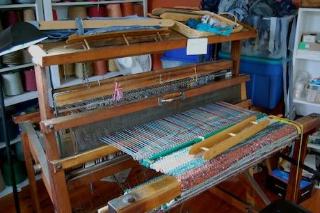 Rag Rug Loom By Kimberly Thomas Kickstarter