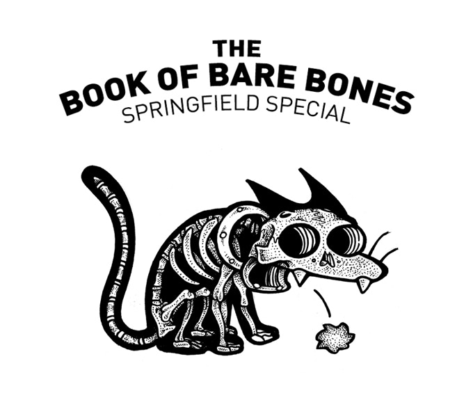 The Book Of Bare Bones: Special Edition by Will Blood