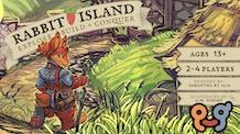 Rabbit Island: Explore, Build, Conquer!