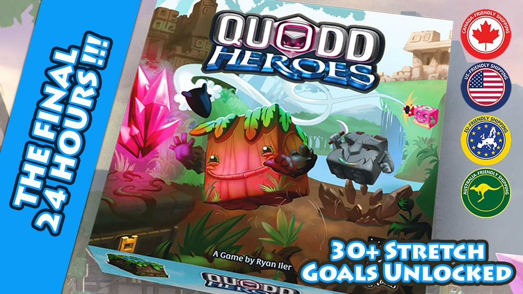 Quodd Heroes project video thumbnail