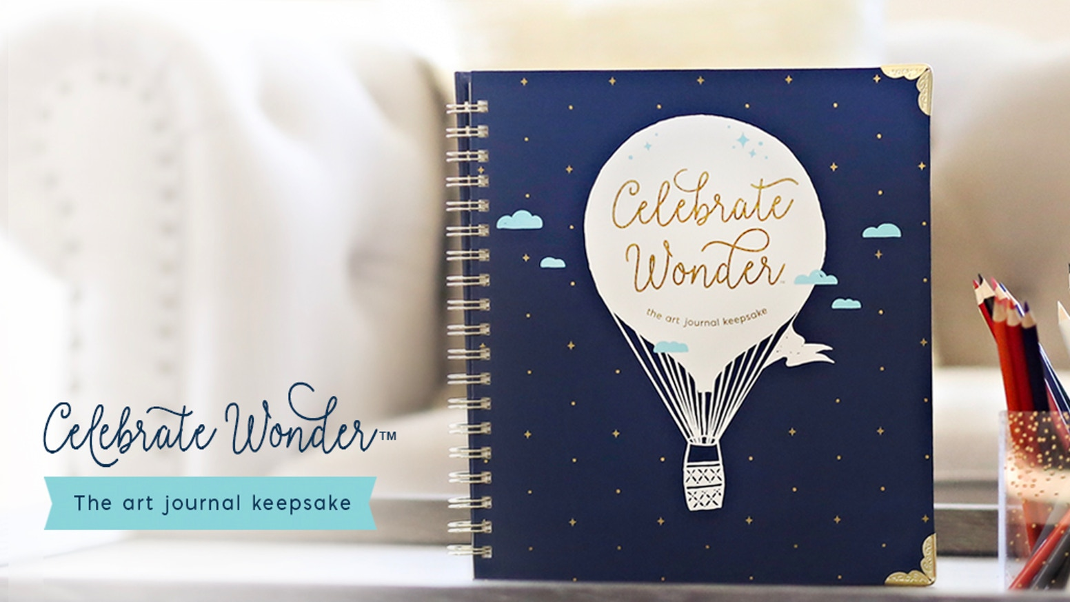 Celebrate Wonder The Art Journal Keepsake By Neesha Merani