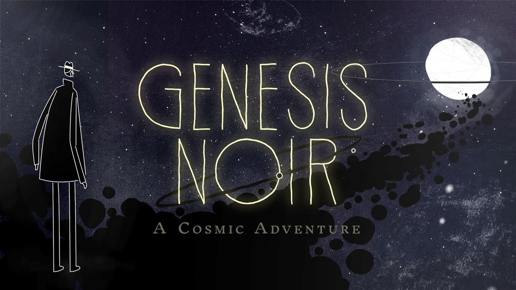 Genesis Noir – A Cosmic Adventure project video thumbnail