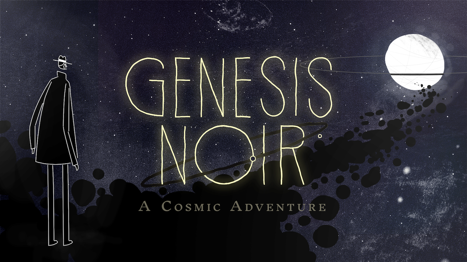 A noir adventure game set before, during, and after the Big Bang. To save your love, you must stop the expansion of the universe.