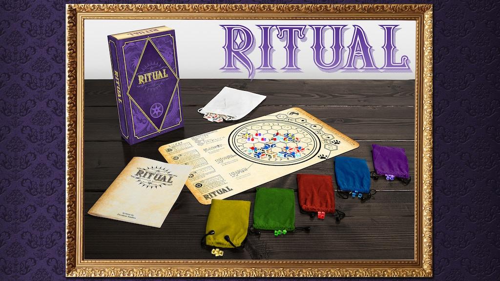 Ritual project video thumbnail