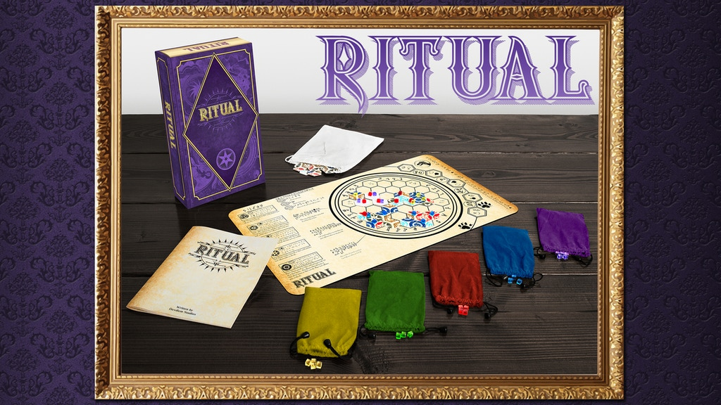 Ritual project video thumbnail