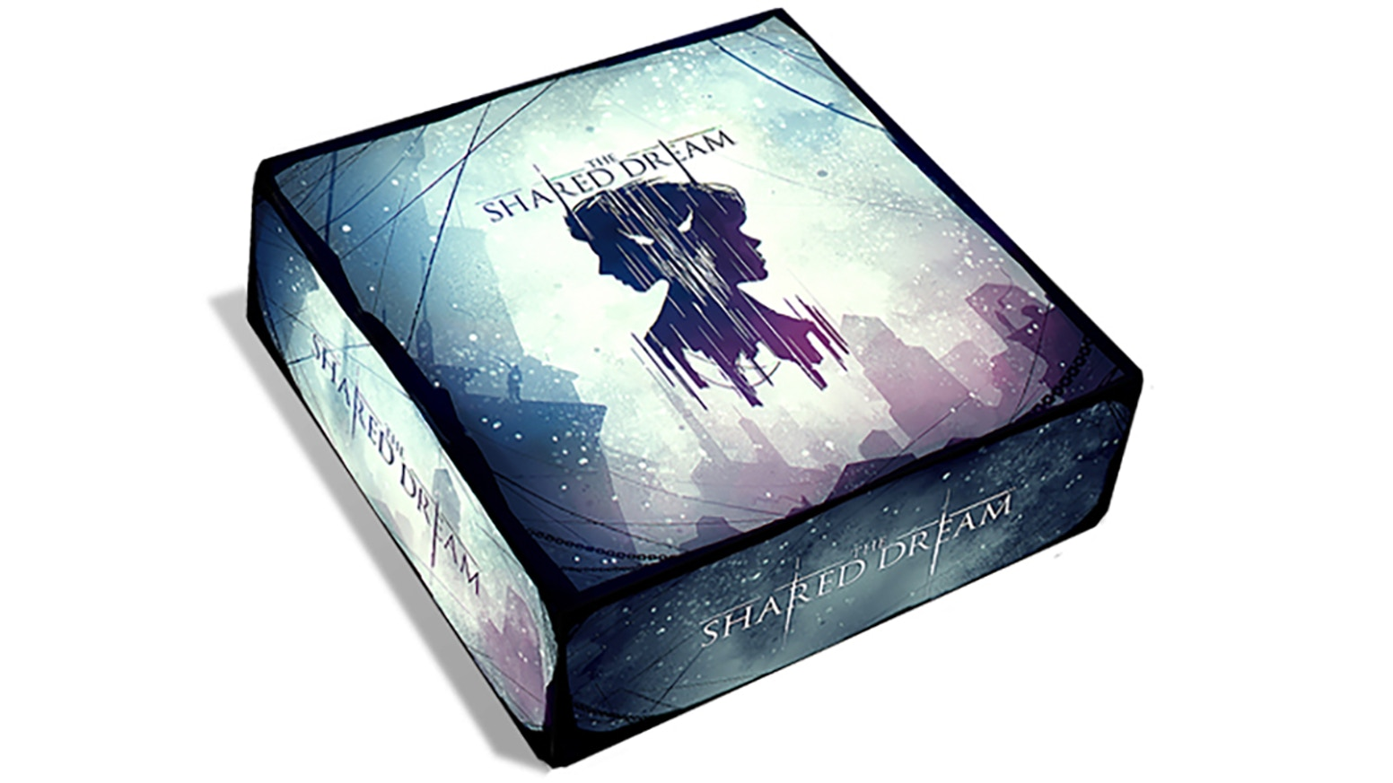 The Shared Dream is a modern fantasy cooperative board game featuring beautiful miniatures with TRPG-inspired storytelling & gameplay.