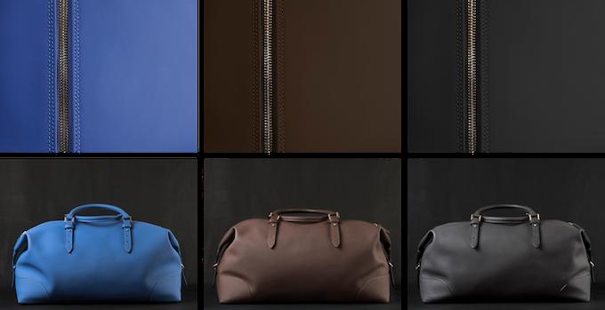TECH leather colors