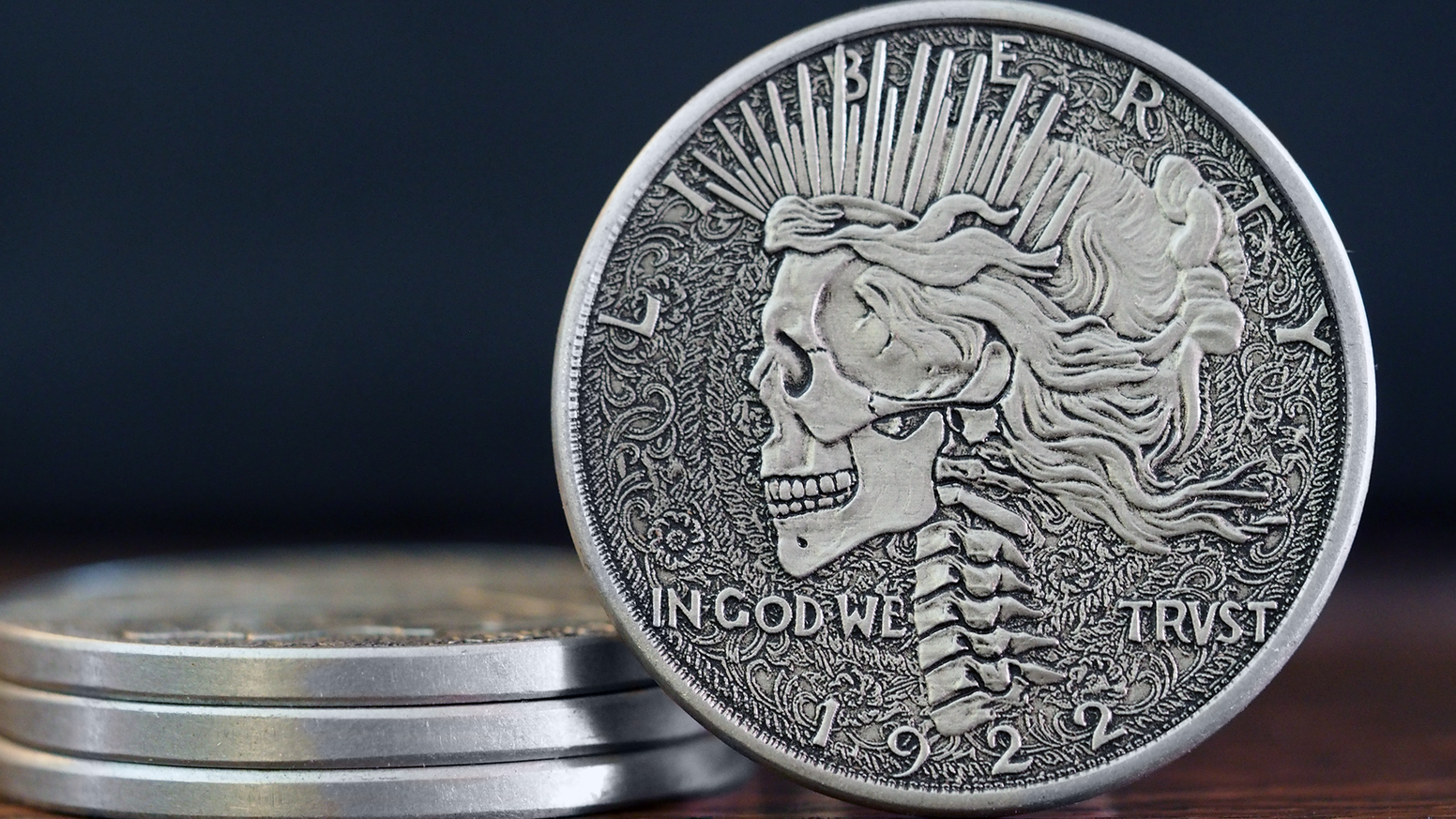 Inspired by hobo nickels from the Great Depression, Hobo Coins are heritage you can carry! 100% Made in the USA.
