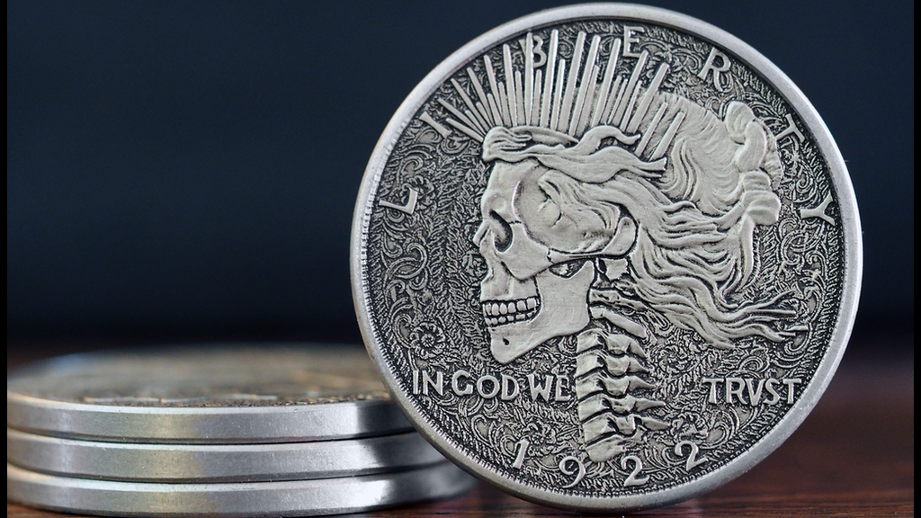 Hobo Coins by Chris Ovdiyenko —Kickstarter