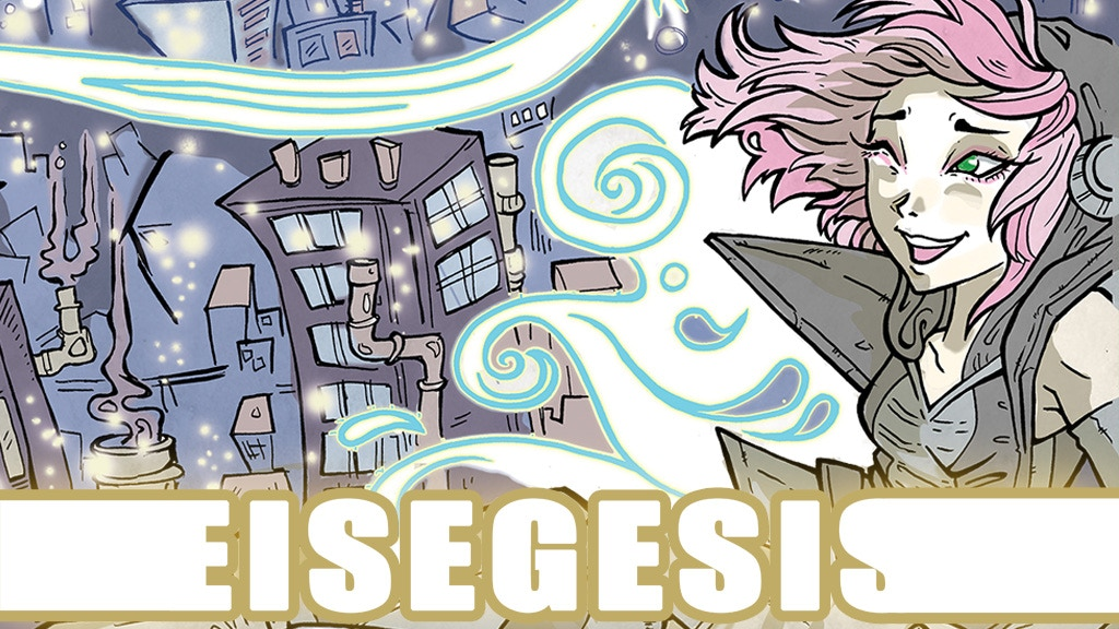 Eisegesis: Kings + Queens project video thumbnail