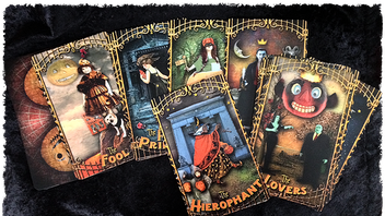 Trick or Tarot: The Oracle for Halloween... and Beyond