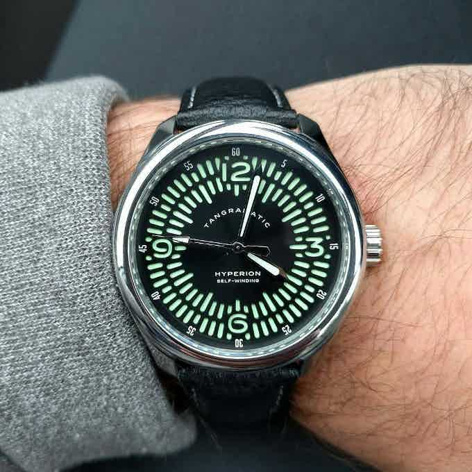 The Hyperion Explorer Automatic by Jim of Wristwatch Review. See his review by clicking on this image