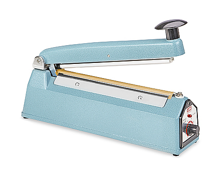 This heat sealer will help me to introduce new products which compliment my soap!