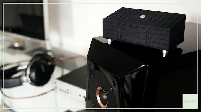 Harman Kardon Car Audio: Ekko: The Best Bluetooth Music Using Any Speaker, Anywhere