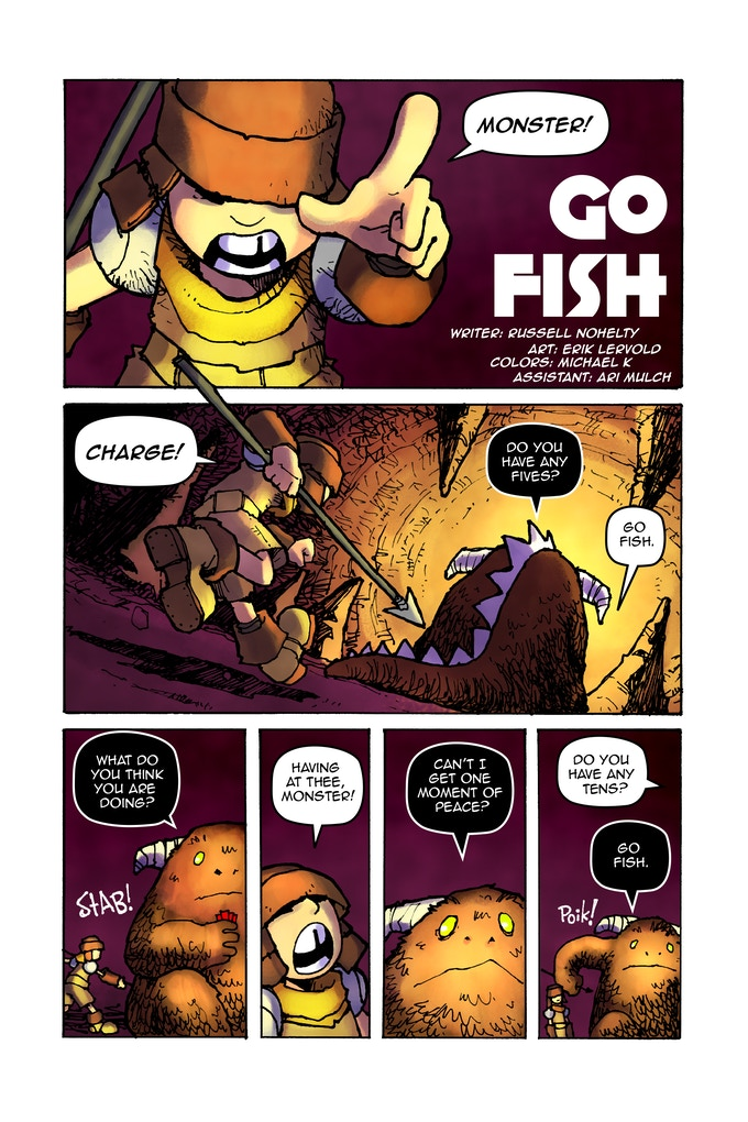 Page 1 of Go Fish