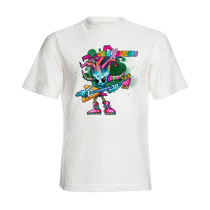 T-shirt Crystal Rock! variant