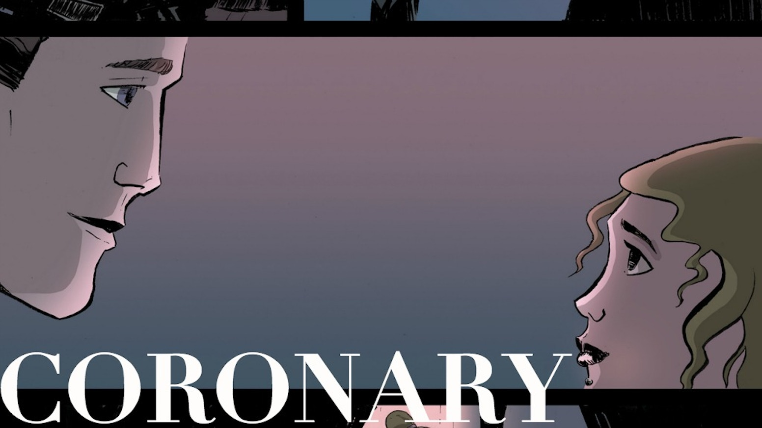 Plastic Surgery; Fashionable, free of charge. Romeo and Juliet meets Black Mirror in a debut comic where nothing is sacred.