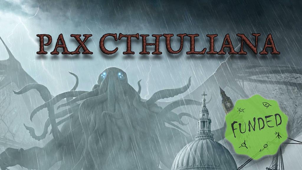 Pax Cthuliana - A Cthulhu scenario project video thumbnail