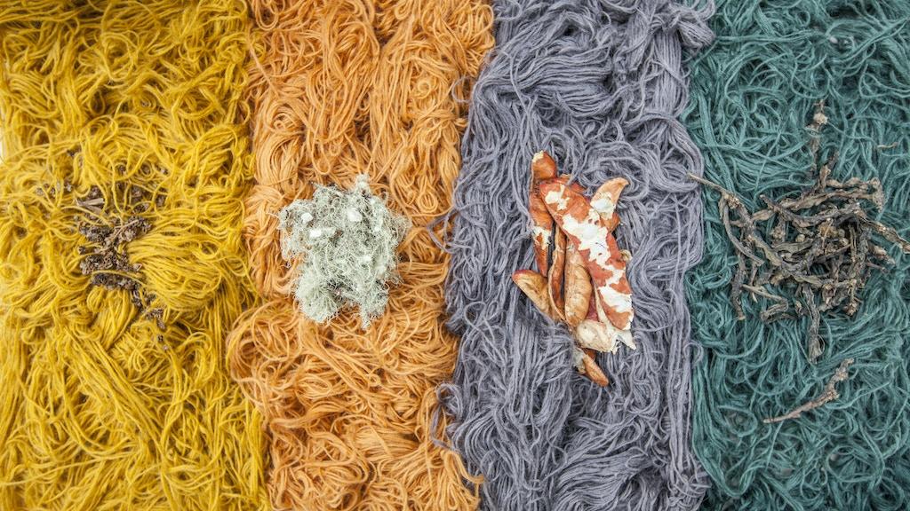 PICHINKU Naturally Dyed Peruvian Yarn project video thumbnail