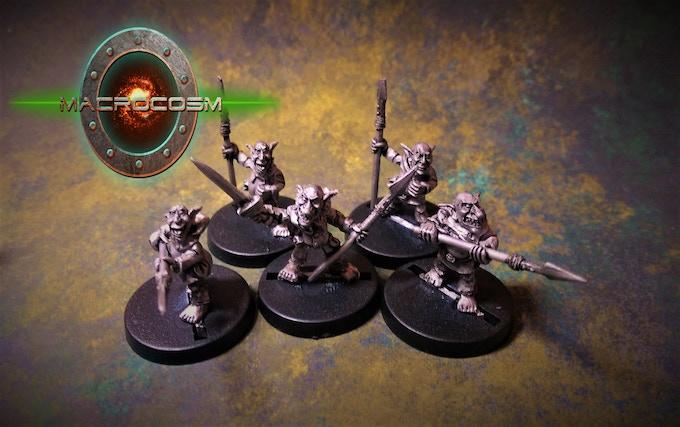 Spearmen Masters Inked!