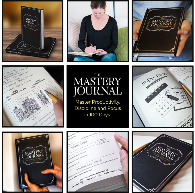 The Mastery Journal by John Lee Dumas by John Lee Dumas