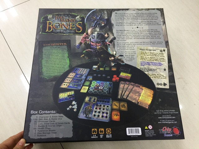 Too Many Bones by Josh & Adam Carlson — Kickstarter