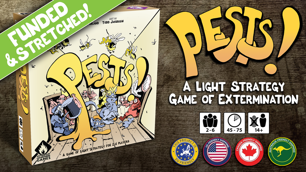 Pests! project video thumbnail