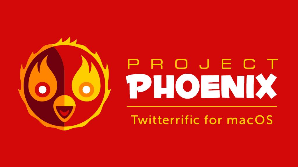 Twitterrific for Mac: Project Phoenix project video thumbnail