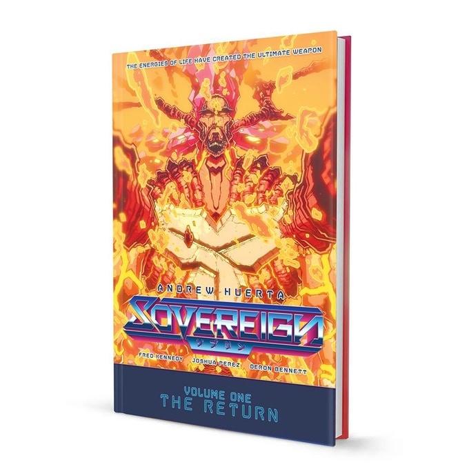Sovereign: The Return vol. 1 Hardcover