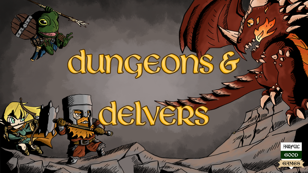 Dungeons & Delvers project video thumbnail