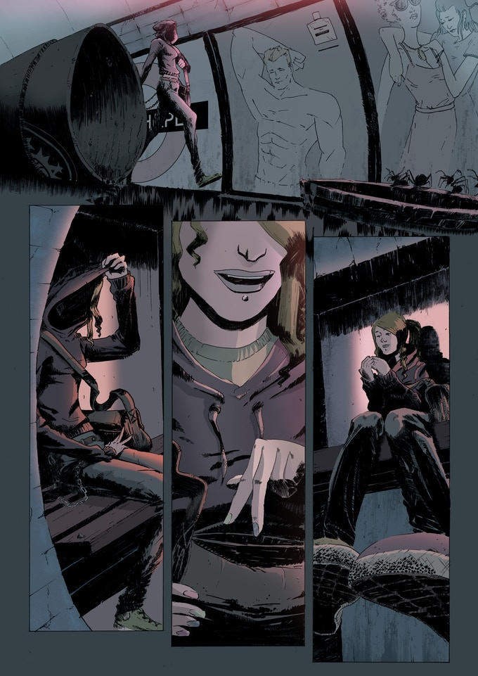 Coronary Episode One, Page 2