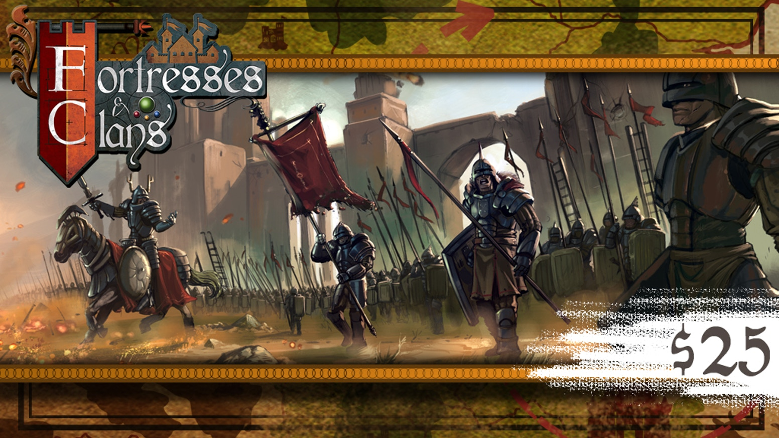 In this fun 2 players cards game, you'll be a Clan leader who will go against the opponent's fortress!