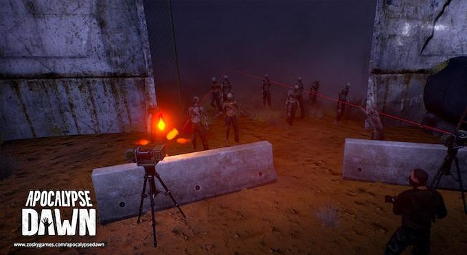 Defense system for a guild base