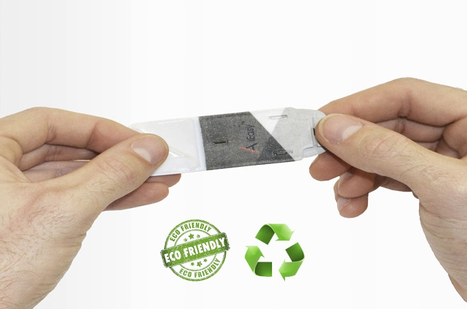 A-iEasy™ is the first eco-friendly in the market