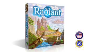 Radiant - Board Game