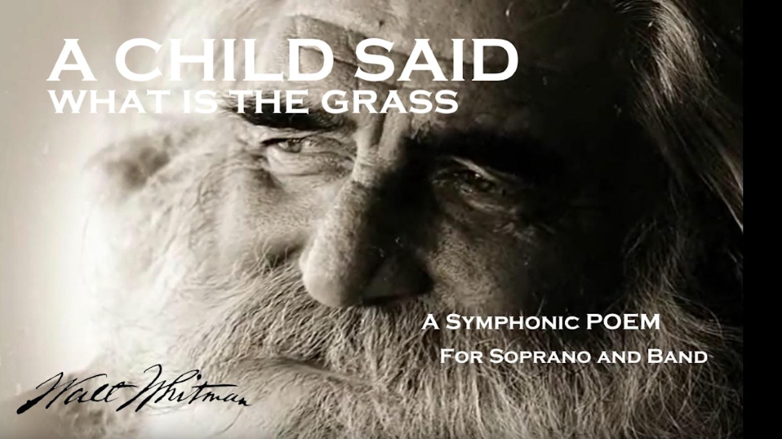 grass poem