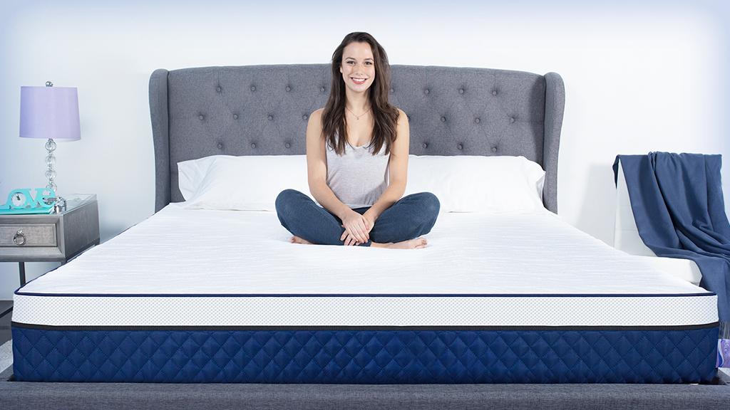 Silk + Snow: Cleanest Sleep Ever. Premium Foam Mattress project video thumbnail