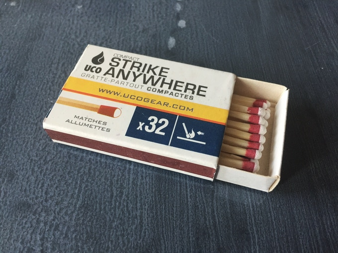 Where to buy your strike anywhere matches!